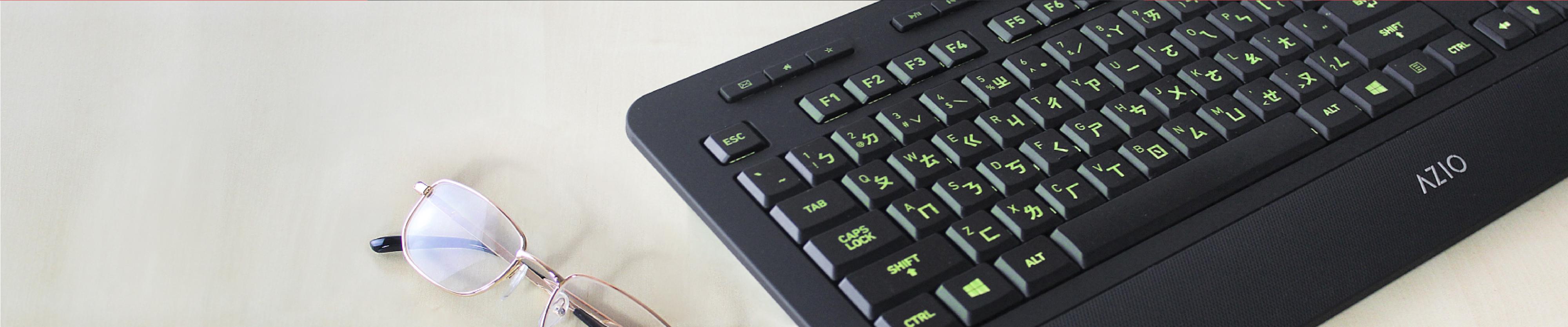 電競週邊-機械式鍵盤